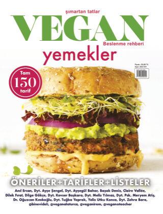 Lezzet Vegan May 2021