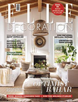 ELLE Decoration - Turkey April 2021