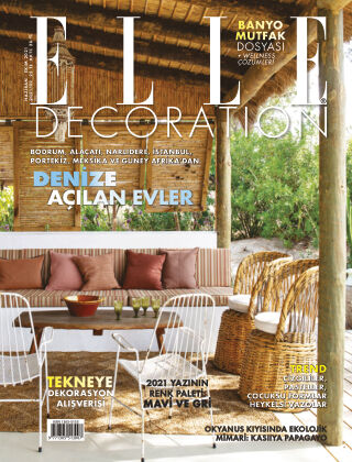 ELLE Decoration - Turkey 2021-05-30