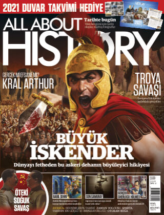 All About History - Turkey January 2021