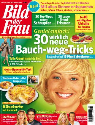 BILD der FRAU NR.42 2014