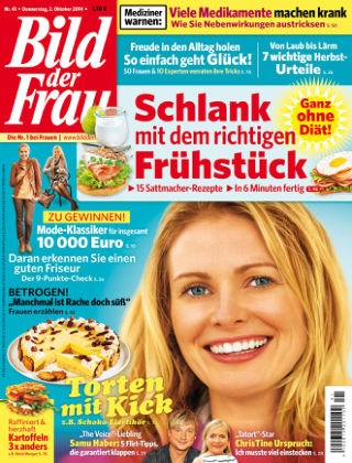 BILD der FRAU NR.41 2014