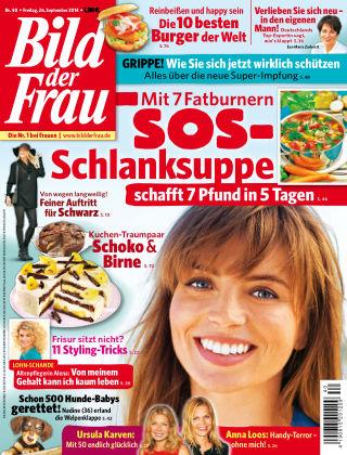 BILD der FRAU NR.40 2014