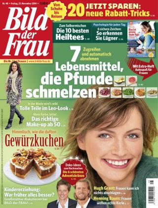 BILD der FRAU NR.48 2014