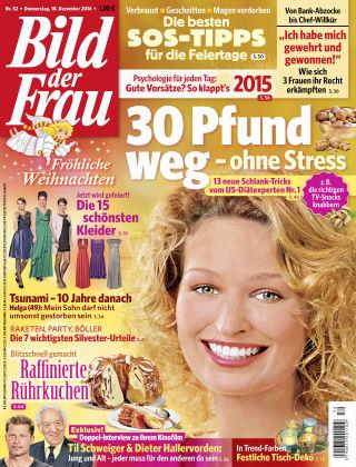 BILD der FRAU NR.52 2014