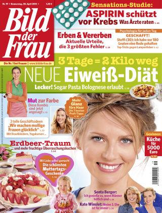 BILD der FRAU NR.19 2015