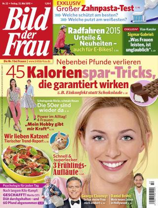 BILD der FRAU NR.22 2015