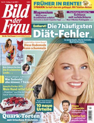 BILD der FRAU NR.24 2015