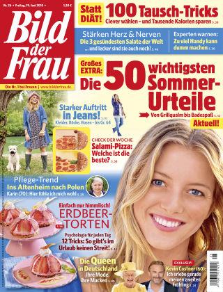 BILD der FRAU NR.26 2015