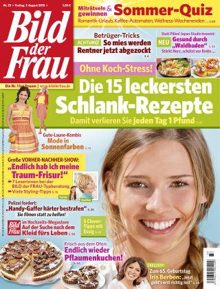 BILD der FRAU NR.33 2015