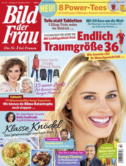 BILD der FRAU October 13, 2017 00:00