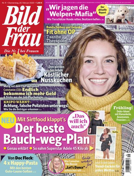 BILD der FRAU February 20, 2020 00:00