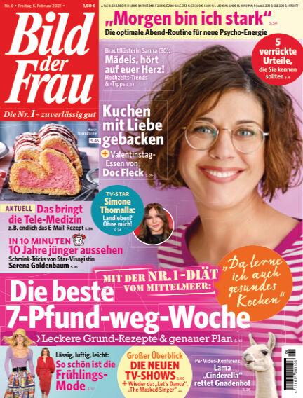 BILD der FRAU February 05, 2021 00:00