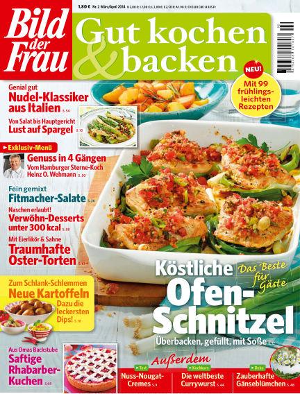 BILD der FRAU Gut Kochen & Backen February 28, 2014 00:00