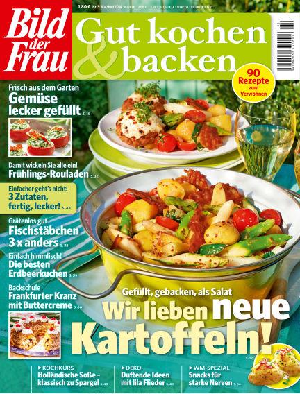 BILD der FRAU Gut Kochen & Backen May 02, 2014 00:00