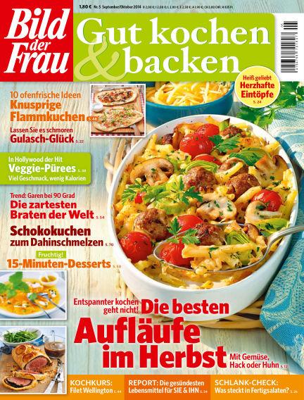 BILD der FRAU Gut Kochen & Backen August 29, 2014 00:00