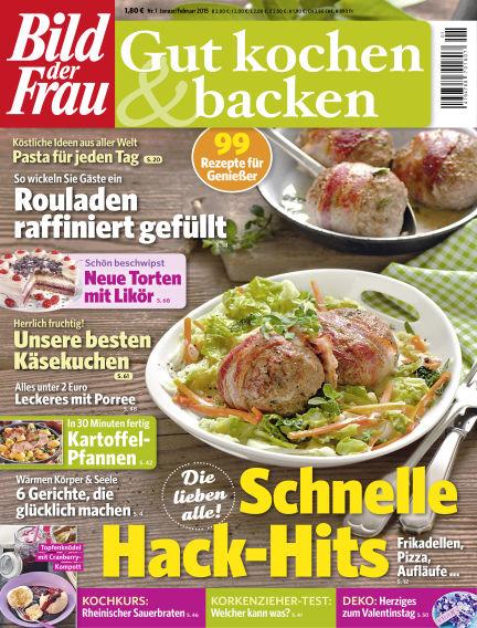 BILD der FRAU Gut Kochen & Backen January 02, 2015 00:00