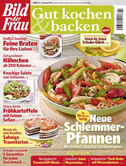 BILD der FRAU Gut Kochen & Backen February 27, 2015 00:00