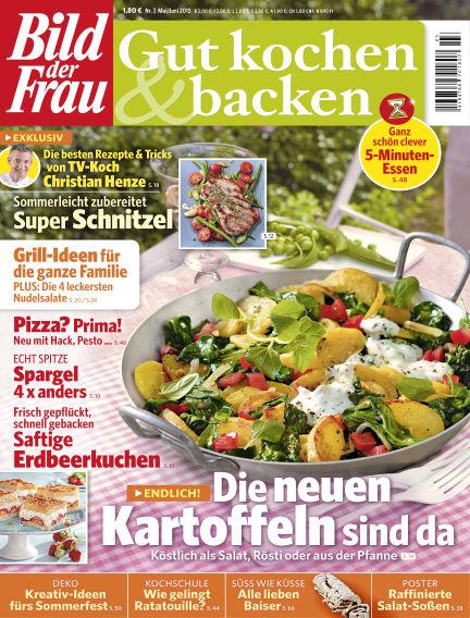 BILD der FRAU Gut Kochen & Backen May 08, 2015 00:00