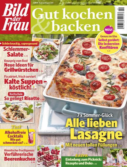 BILD der FRAU Gut Kochen & Backen July 03, 2015 00:00