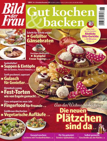 BILD der FRAU Gut Kochen & Backen October 23, 2015 00:00