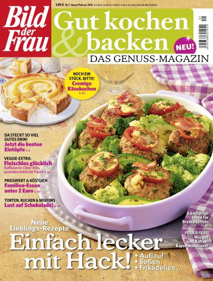 BILD der FRAU Gut Kochen & Backen January 08, 2016 00:00