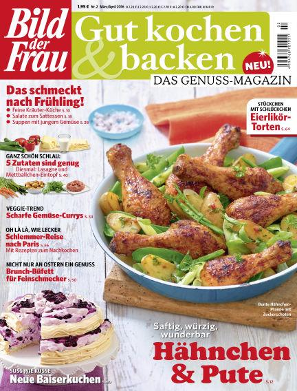 BILD der FRAU Gut Kochen & Backen February 26, 2016 00:00