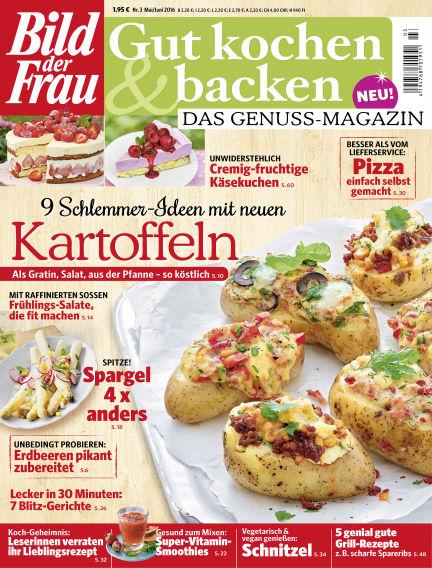 BILD der FRAU Gut Kochen & Backen April 29, 2016 00:00