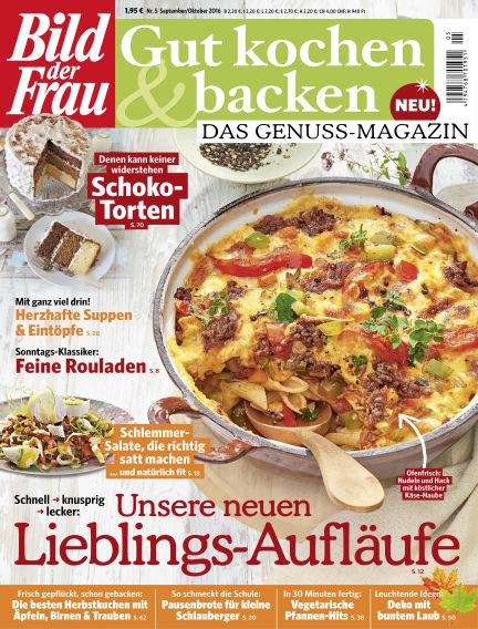 BILD der FRAU Gut Kochen & Backen August 26, 2016 00:00
