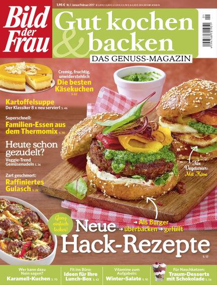BILD der FRAU Gut Kochen & Backen January 05, 2017 00:00