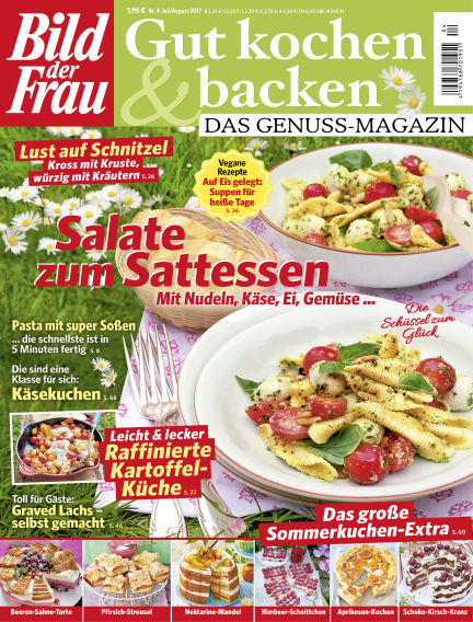 BILD der FRAU Gut Kochen & Backen