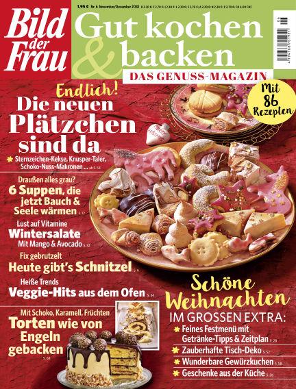 BILD der FRAU Gut Kochen & Backen October 19, 2018 00:00