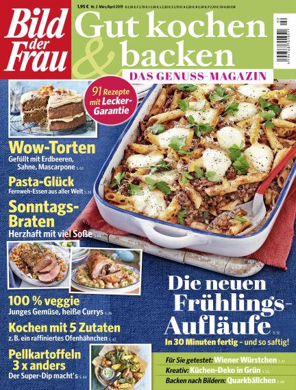 BILD der FRAU Gut Kochen & Backen February 28, 2019 00:00