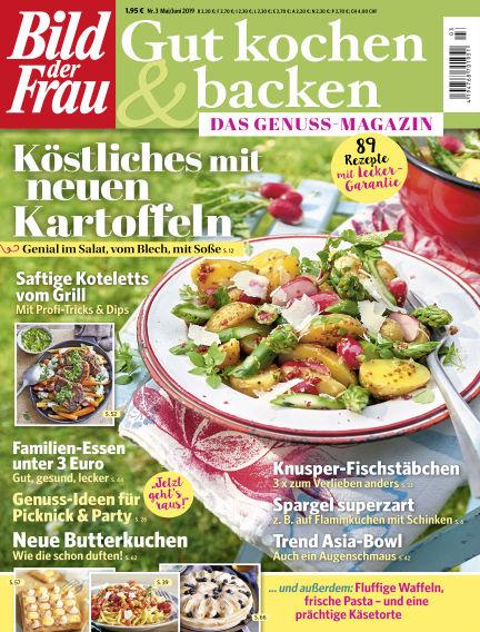 BILD der FRAU Gut Kochen & Backen May 03, 2019 00:00