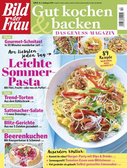 BILD der FRAU Gut Kochen & Backen June 28, 2019 00:00