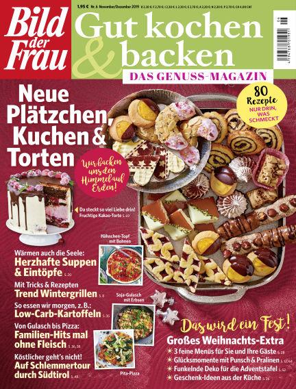 BILD der FRAU Gut Kochen & Backen October 18, 2019 00:00