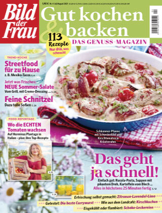 BILD der FRAU Gut Kochen & Backen 04-2021