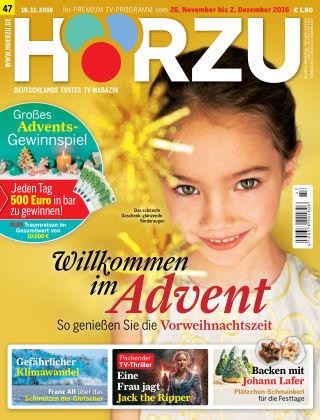 HÖRZU 47