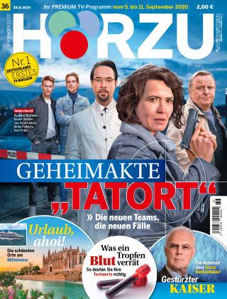 HÖRZU 36 2020