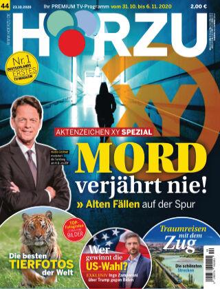 HÖRZU 44 2020