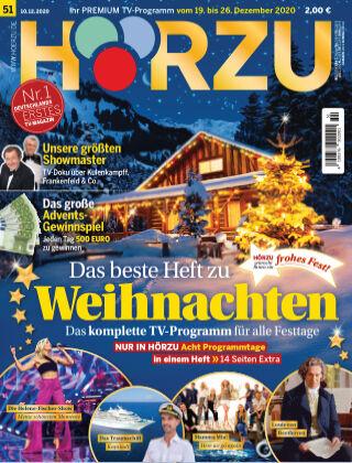 HÖRZU 51 2020