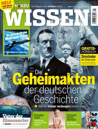 HÖRZU Wissen NR.01 2014