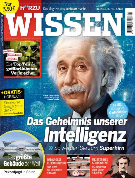 HÖRZU Wissen March 20, 2014 00:00