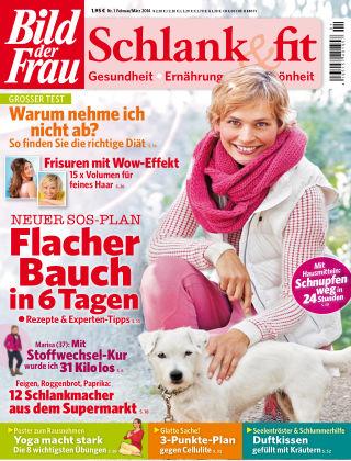 BILD der FRAU Schlank & Fit NR.01 2014
