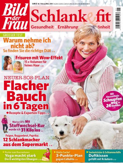 BILD der FRAU Schlank & Fit January 24, 2014 00:00