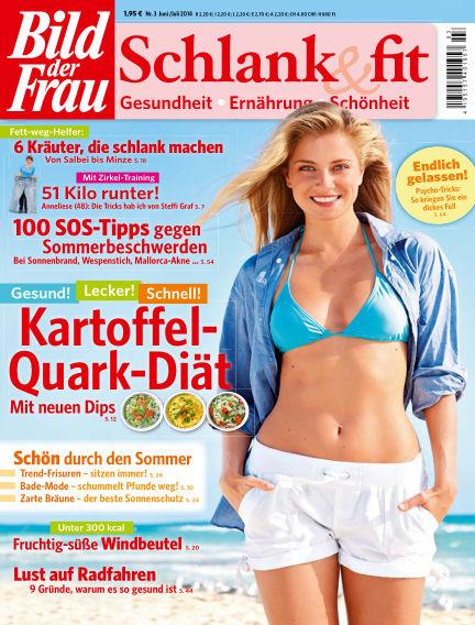 BILD der FRAU Schlank & Fit June 06, 2014 00:00