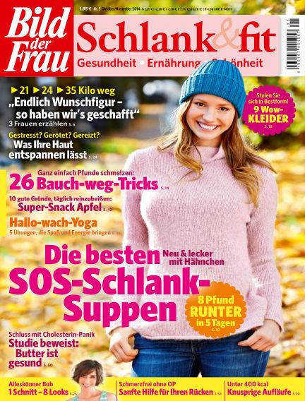 BILD der FRAU Schlank & Fit October 02, 2014 00:00