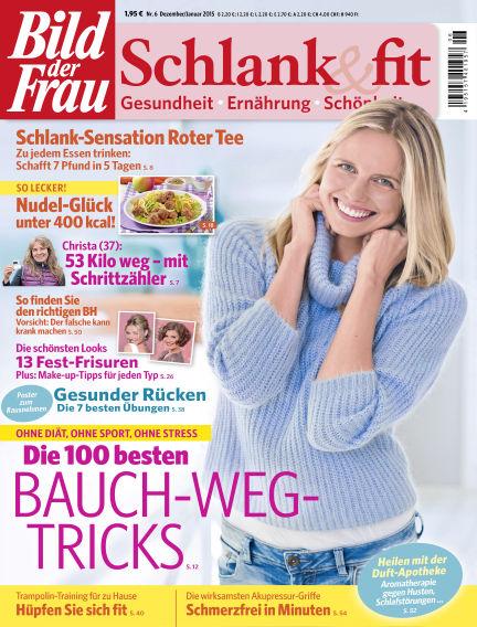 BILD der FRAU Schlank & Fit November 28, 2014 00:00