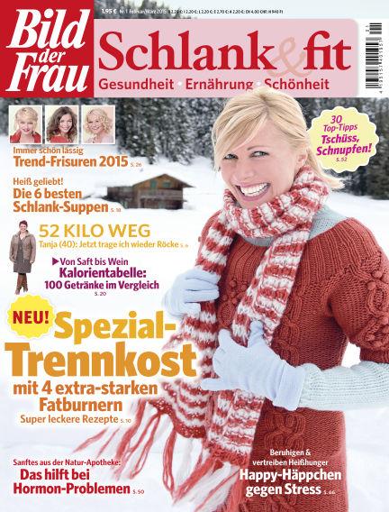 BILD der FRAU Schlank & Fit January 30, 2015 00:00