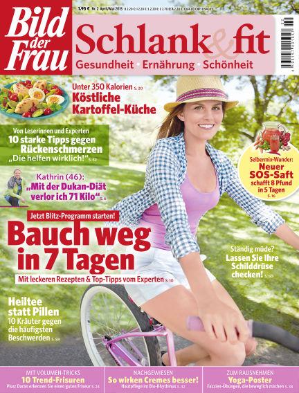BILD der FRAU Schlank & Fit April 02, 2015 00:00